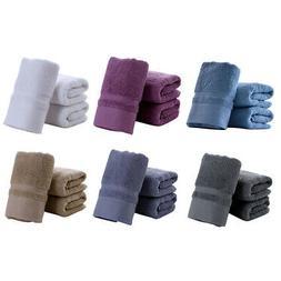 100% Cotton Towels Ultra Soft Towel Hand Bath Thick Towel Ba