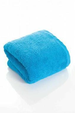 "100% Non-GMO Turkish Cotton Bath Sheet, Extra Long 40""x80"","