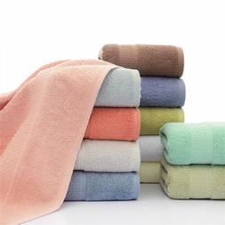 "28""x55"" Luxury Large Cotton Bath Towel Sheet Super Soft Beac"