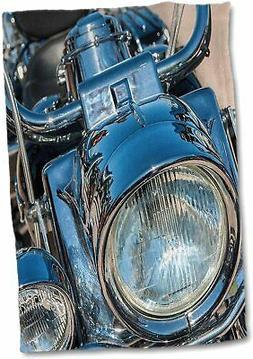 3D Rose USA Florida Daytona Beach Harley Davidson Bike Week.