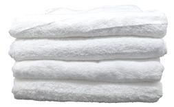 4 Piece Bath Sheet Towel Set 100% Cotton Super Soft - 500 GS
