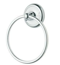 Moen 5386CH Yorkshire Towel Ring, Chrome
