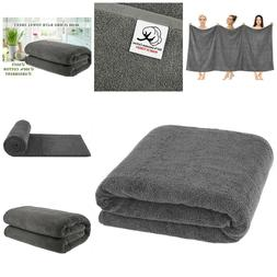 Bath Sheet 40x80 Inches Jumbo Size Thick And Large Cotton Ba