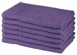 Beauty Threadz 6 Pack Cotton Salon, Hand, Gym, Spa Towels La