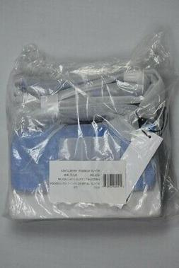 "Bloom & Give Bath Towel Hand Loomed Organic Cotton 35"" x 65"""
