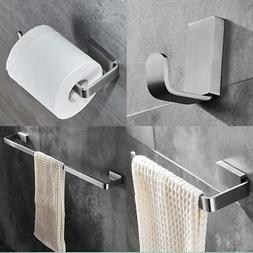 ElloAllo Brushed Nickel Bathroom Hardware Set,Stainless Stee