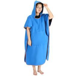Changing Towel Microfiber Surf Beach Changing Bath Robe Ponc