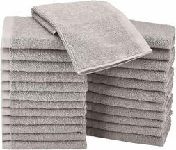 Hand Towel Set Bathroom Towels Cotton Washcloth High Absorbe