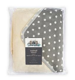 Brooklyn Bamboo | Hooded Towel For Kids | Premium Quality So