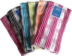 Kitchen Towel 12 Pcs 15x25 100% Cotton Tea Towels Dish Towel