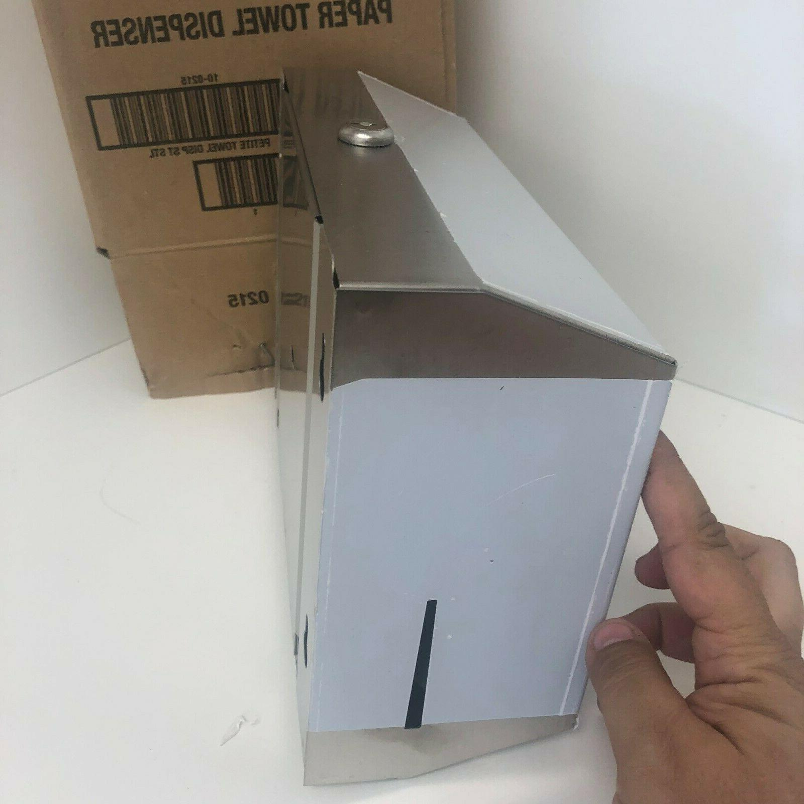 ASI 0215 Dispenser, Mounted, C-Fold or Multi-Fold