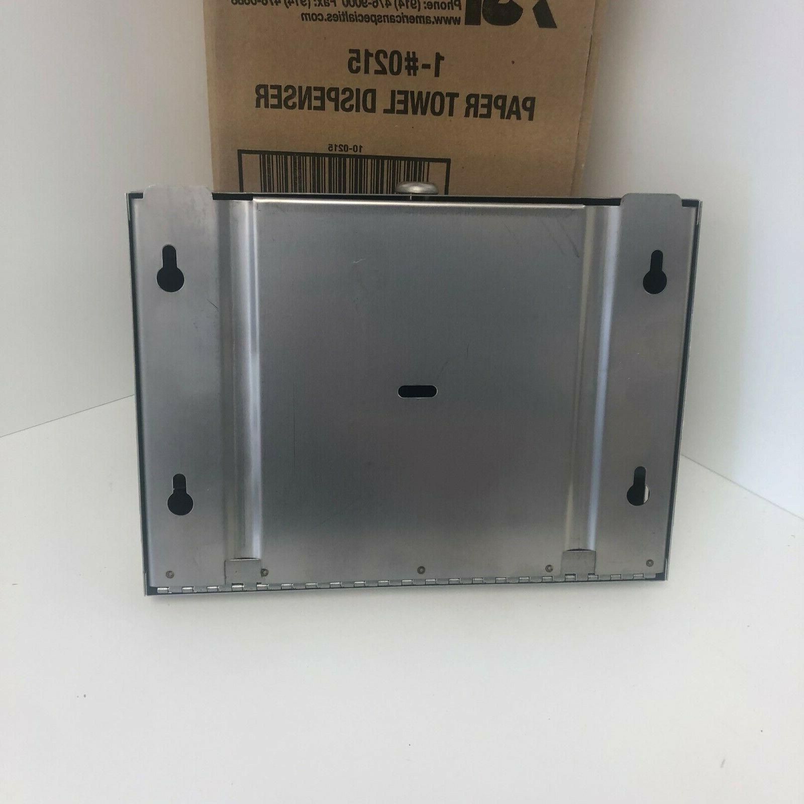 ASI Dispenser, Petite, C-Fold or