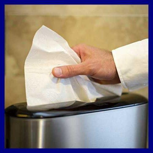1 Hand Towel Dispenser Stainless