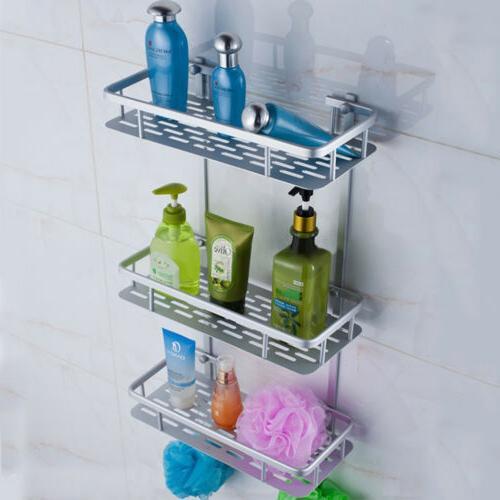 3 Bathroom Organizer Toilet Caddy Shelf