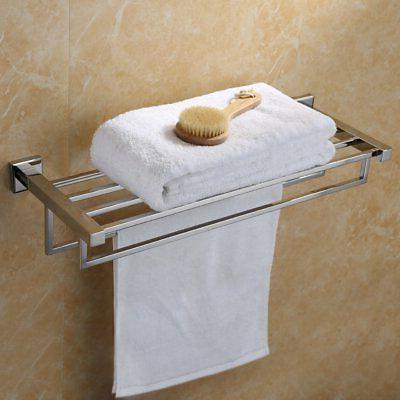 KES with Double Towel Hanger