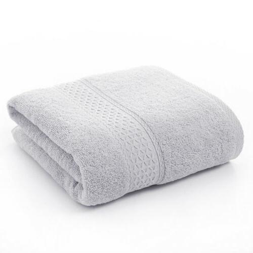 """Bath Towel x 28"""" 100% Cotton Colors Soft Bath Sheet"""