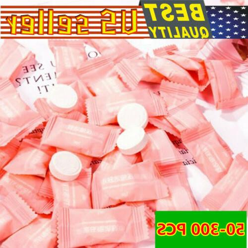 50 500x compressed towels tablet face towel