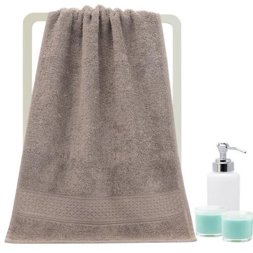 """Bath Towel x 28"""" 100% Plush Colors Washcloth Bath"""