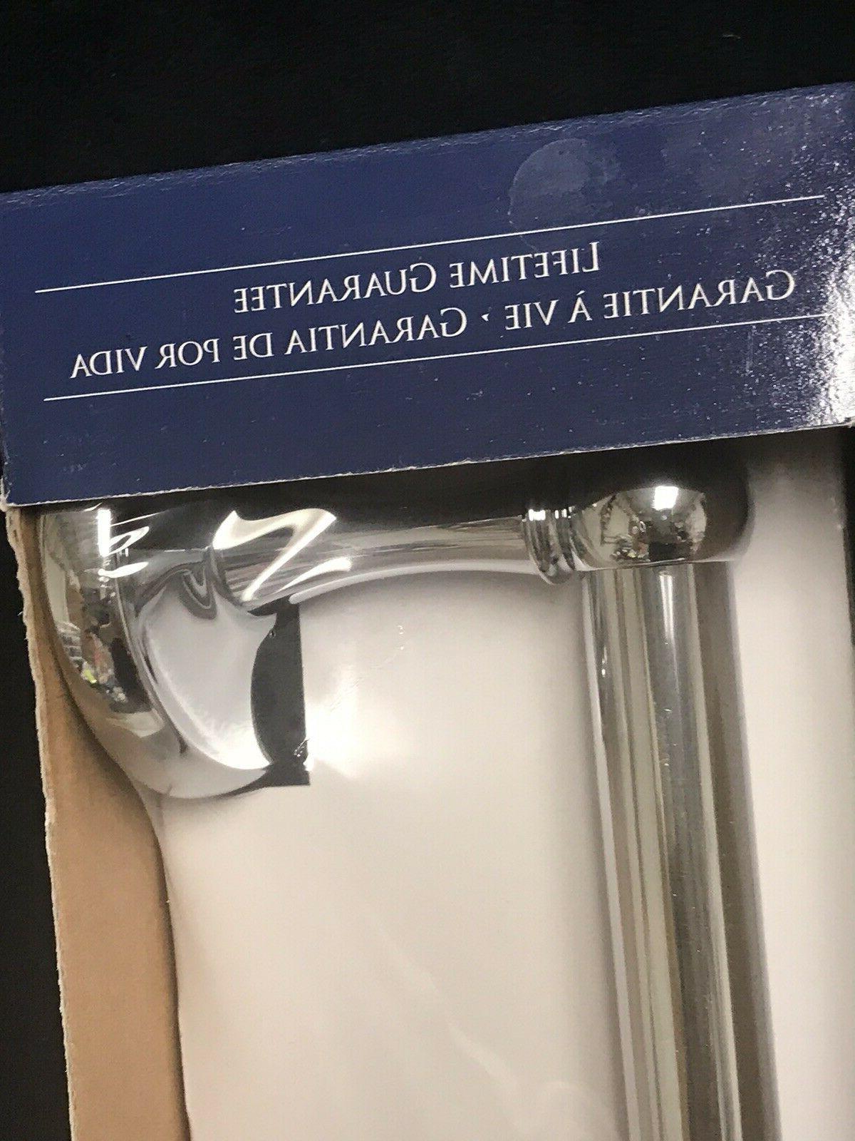 bathroom towel bar holder wall mount metal