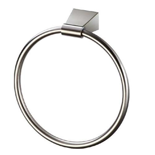 Bleu Mounted Ring, Ring, Wall Platinum,