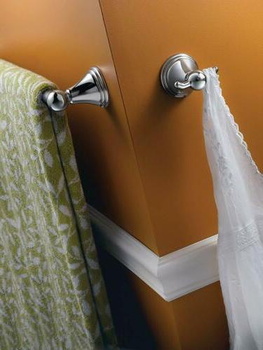 Moen 24-Inch Bathroom Single Towel Bar
