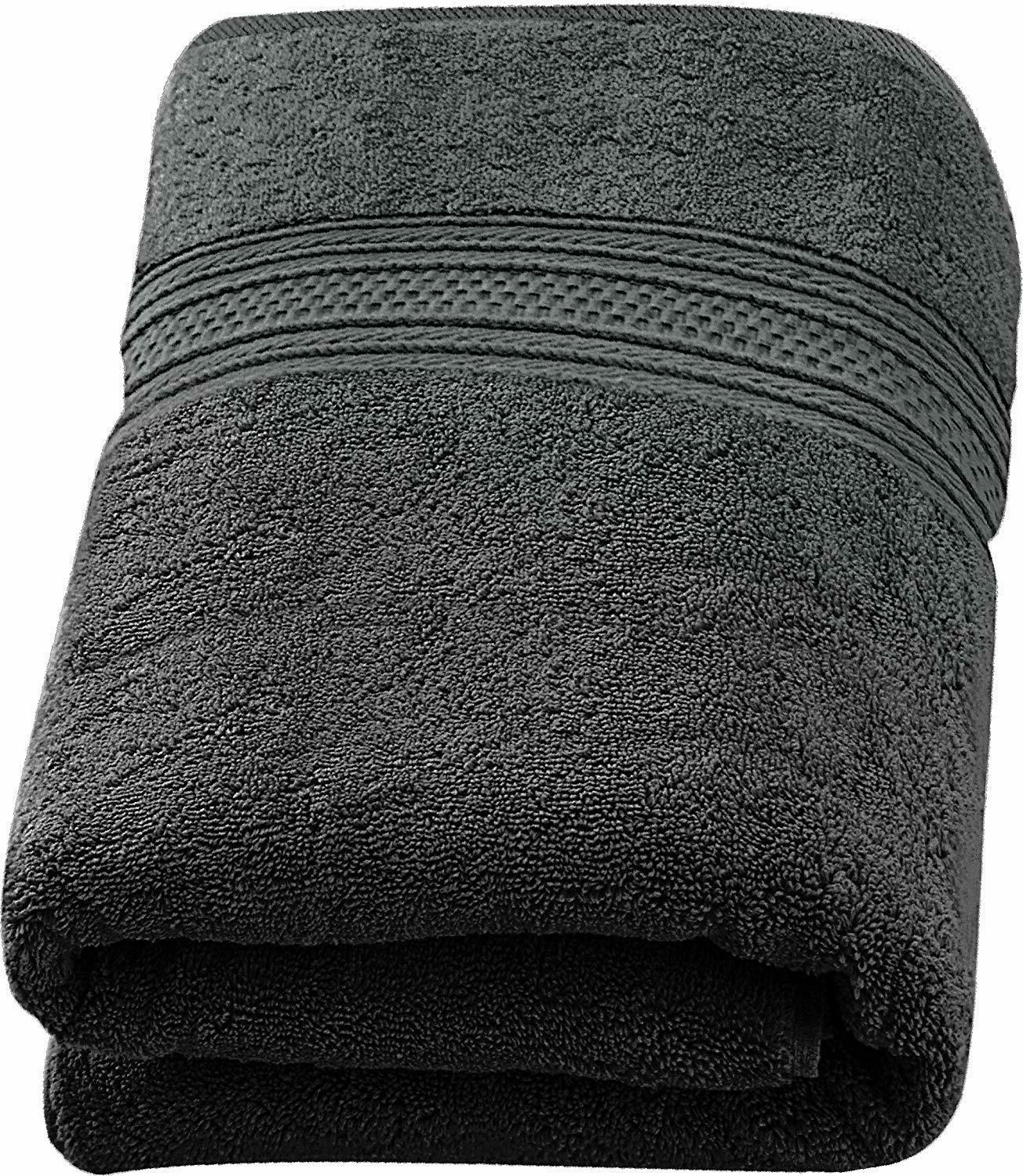 """Extra Large 35x70"""" Cotton Sheet GSM Utopia Towels"""