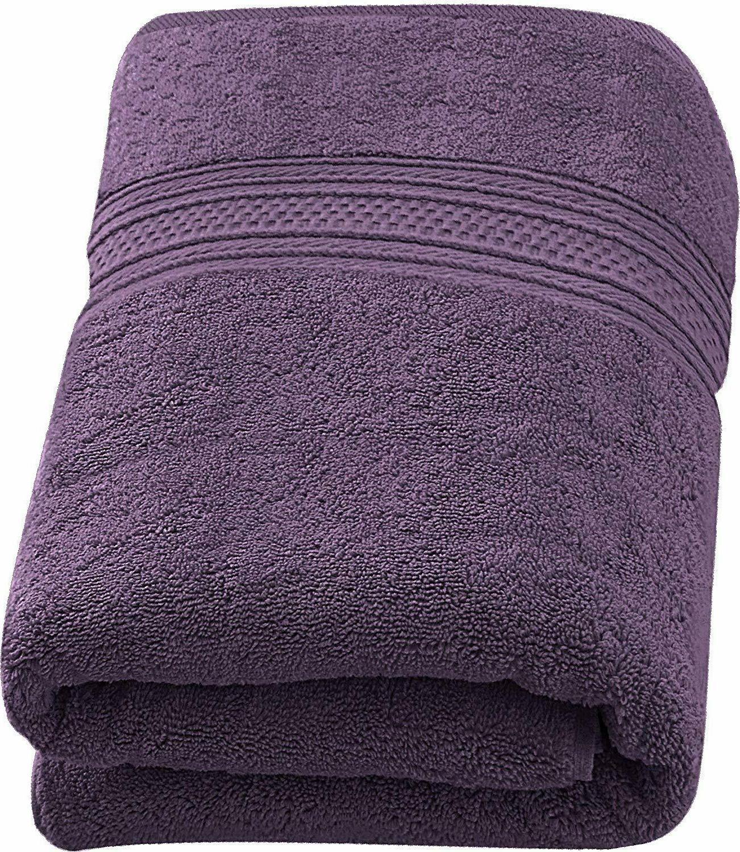 extra large bath towel cotton 700 gsm