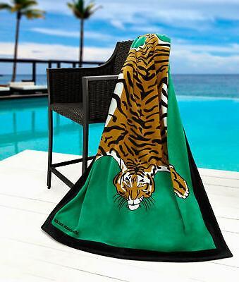 jonathan adler tiger beach towel