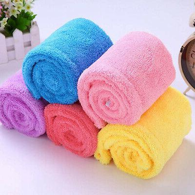 USA Microfiber Towel Quick Dry Spa Bathing Cap Hair Magic-Dr