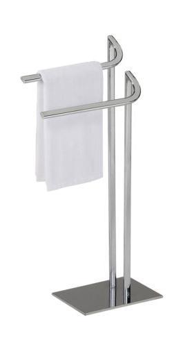 Kings Metal Freestanding Bathroom Rack Stand,