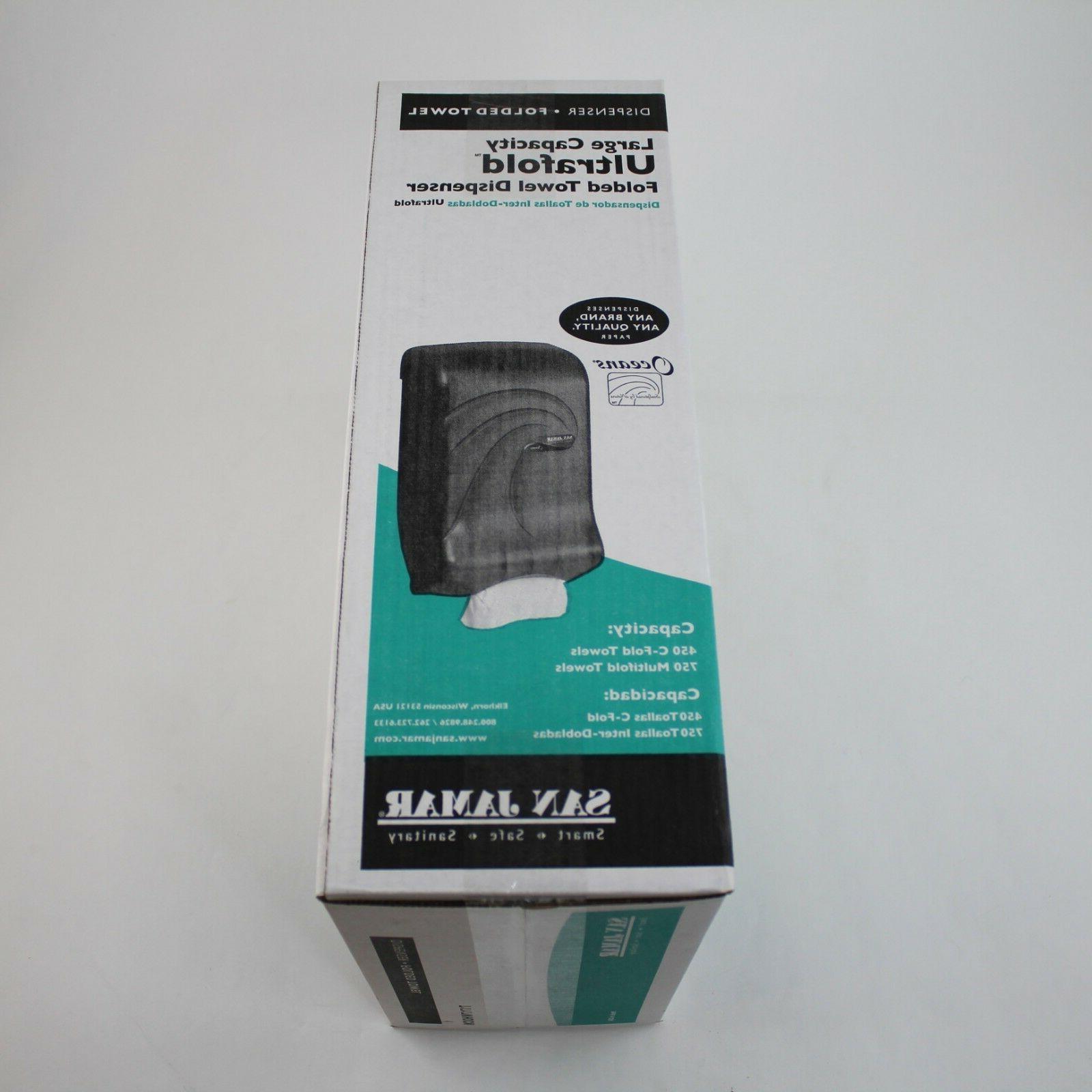 San Slimmer C-Fold or Dispenser