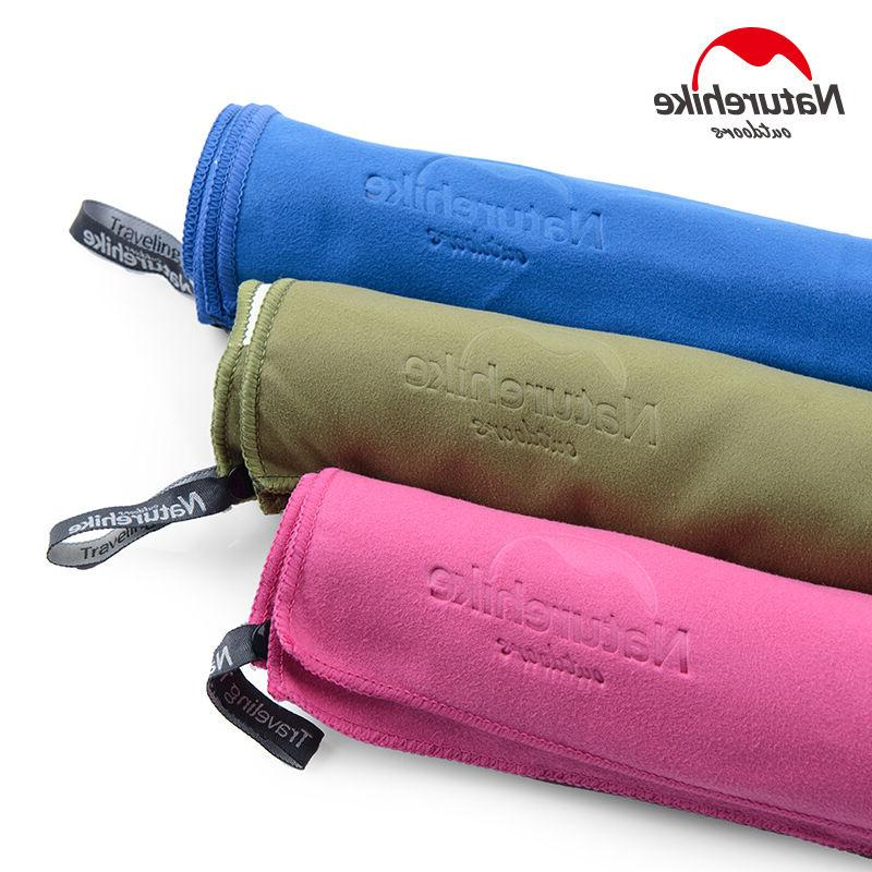 outdoor travel camping microfiber quick drying towel