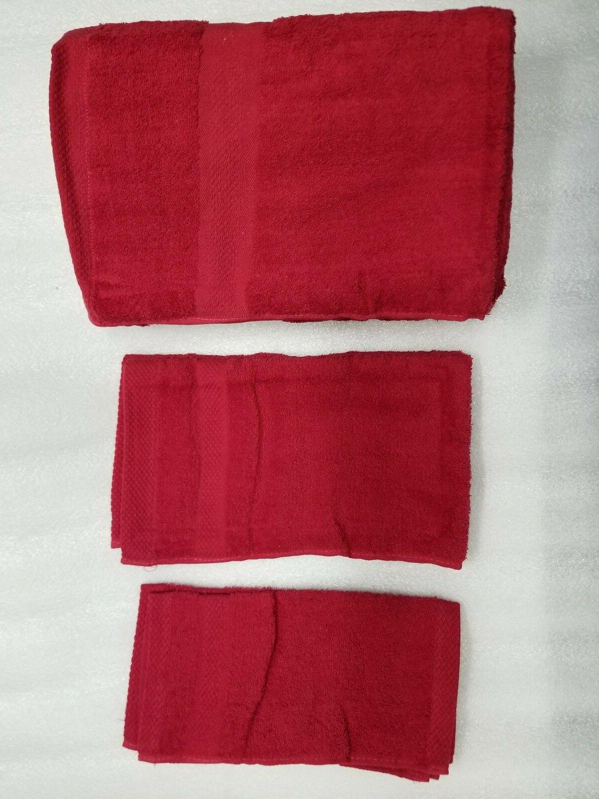 Superior Gram Cotton Towels 6 Set