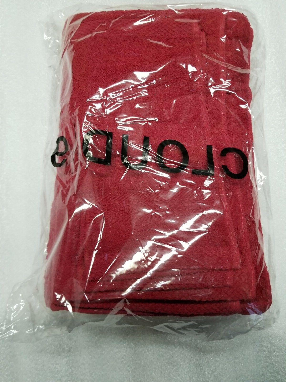 superior 900 gram egyptian cotton towels cranberry