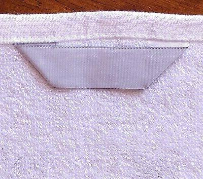 "Swedish Towel Towel ""Black by Anneko 12"" X Cotton/Cellulose"