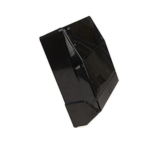 """Mind Reader C-Fold or Paper Towel Dispenser, Holder, 5 x 11.25"""" W x H"""