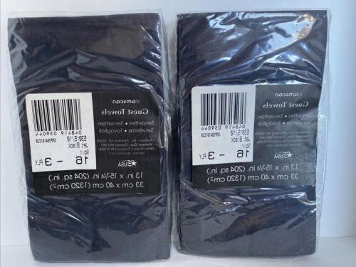 two packages 16 each 3 ply jet