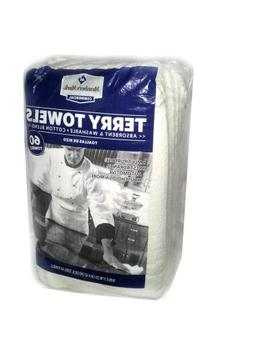 Members Mark Commercial Terry Towels 60 Towels