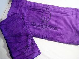 Zipsoft Microfiber 2 Pack Towel Set, Quick Dry, Sports, Camp