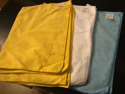 AmazonBasics Microfiber Cleaning Cloth - 12-Pack