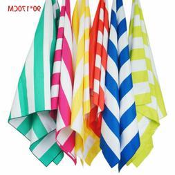 Microfiber Beach Towel Quick Dry for Travel Swim Pool Campin