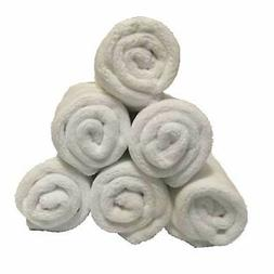 mojafiber luxury hand towel 12 x20 white