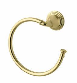 NEW Kohler Devonshire Bathroom Towel Holder Ring Vibrant Pol