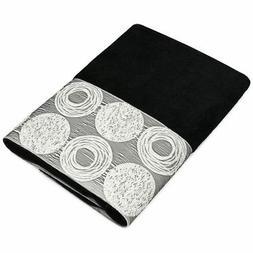 New Avanti Linens Galaxy Bath Towel, Black