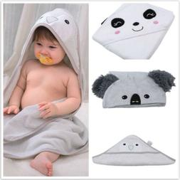 Newborn Bathrobe Hooded Animal Model Cloak Baby Robes Towel