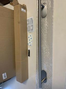 No Drill Self Adhesive Towel Bar Stainless Steel Towel Rack