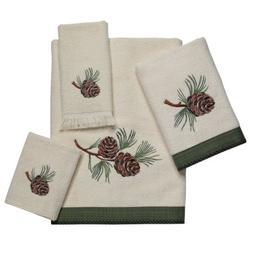 Avanti Linens Towel Set PINE CREEK  KIT