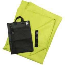 Gear Aid Quick Dry Microfiber Travel Towel - Nav Green