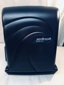 Smart System San Jamar Paper Towel Dispenser Hands Free batt