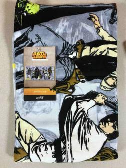 Disney Star Wars All Charactors Cotton Beach Towel